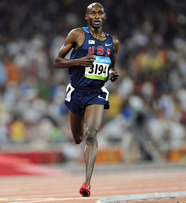 Already a two-time Olympic medalist for Kenya in the 1,500 meters, the 37-year-old Lagat became a naturalized American citizen in 2004, but fell short of the podium in Beijing for his new country. In 2012, with a new focus on the 5,000 and medals in the event at the most recent world championships, Lagat again has an Olympic long-distance medal in sight.