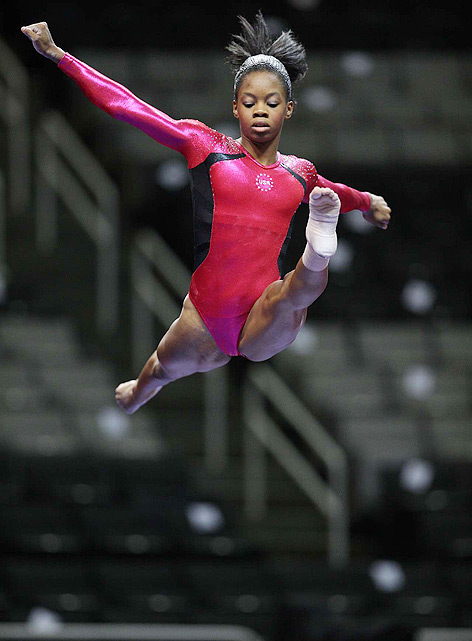 The 16-year-old Virginia native has exploded on to the national gymnastics scene after previously being seen as more of a secondary talent. The 2012 all-around trials champ, she should help the favored American team to a gold medal and could take the Olympic all-around title as well.