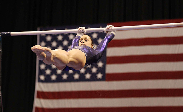 A 2011 all-around world champion, the 17-year-old finished second to teammate Gabby Douglas by a razor-thin margin at the U.S. Olympic Trials three weeks ago. Wieber has been a member of the women's national team since 2006, when she was just 10, and she and Douglas will be favored to go 1-2 in London. The only question is, in what order?