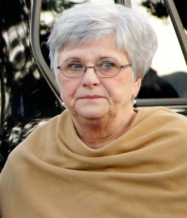Role:  Married to Jerry Sandusky.   Background:  Dottie Sandusky has stood by her husband, posting his bail, accompanying him to court proceedings and issuing a statement in December that proclaimed his innocence and said accusers were making up stories. She wasn't charged. She testified June 19 on her husband's behalf.