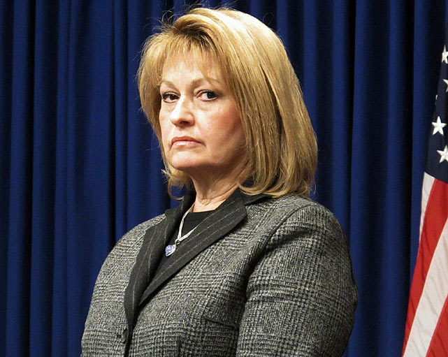 Role:  Pennsylvania attorney general, whose office prosecuted Sandusky.   Background:  A career prosecutor in the Pittsburgh area, Kelly inherited the Sandusky probe from Corbett when she was confirmed as his temporary successor as attorney general. She leaves office in January.