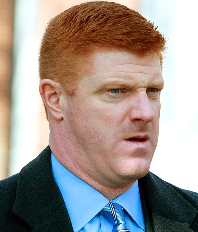 "Role:  Assistant Penn State football coach. Was a graduate assistant in 2001, when he says he witnessed Jerry Sandusky and a boy naked together in a team shower. McQueary took his complaint to Paterno, who alerted university administrators.   Background:  McQueary testified in court June 12 that he had ""no doubt"" Sandusky was having intercourse with the boy."