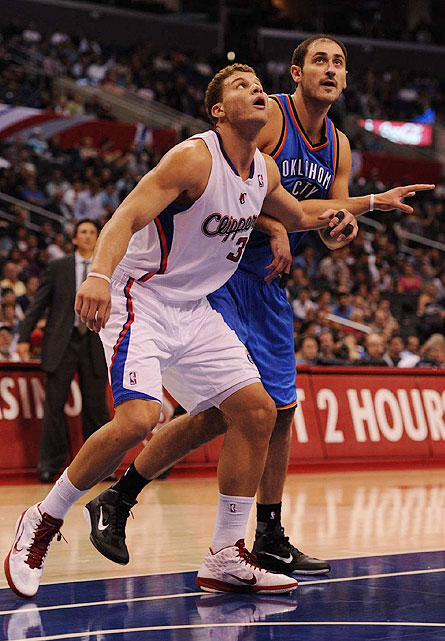 Clippers forward Blake Griffin is the only player on the Team USA roster without any Olympic or FIBA world championship experience. It's not for lack of talent. After a highlight-filled college career, Griffin was taken No. 1 overall in the NBA draft, but knee surgery in January 2010 cost him the entire season and any shot at the world championship roster.