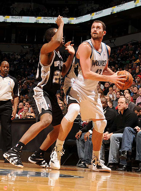 Love's game couldn't be a better fit for international competition. The Minnesota Timberwolves forward, always known for his ability to clean the boards, added a three-point shot to his game last year, giving Team USA another threat from behind the arc. With spacing crucial on the international stage, expect Love to receive a heavy share of minutes.