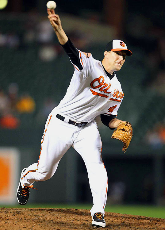 After Johnson's solid 2011 as a setup man, the Baltimore Orioles decided to stay in house after removing Kevin Gregg from the closer role. The results could not have been better. Johnson has been nothing short of superb, leading the American League with 26 saves at the break and owning a 1.21 ERA and 0.75 WHIP to boot.