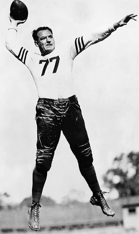 As a pro with the Bears, his fame rivaled Jack Dempsey and Babe Ruth.   Runner-up:   Jim Parker    Worthy of consideration:   Lyle Alzado, AJ Duhe, Ernie Ladd, Willie Roaf