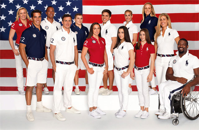 """The U.S. Olympic Committee drew the ire of fans and politicians when it was discovered that U.S. athletes would wear clothes manufactured in China to the opening ceremonies later this month. The outfits, designed by fashion icon Ralph Lauren, drew sharp criticism from both Republicans and Democrats in Washington. """"I am so upset. I think the Olympic committee should be ashamed of themselves. I think they should be embarrassed. I think they should take all the uniforms, put them in a big pile and burn them and start all over again,"""" Senate Majority Leader Harry Reid, D-Nev., told reporters on Thursday. As the fall-out continues, SI takes a look back at nearly a century of Olympic fashion."""