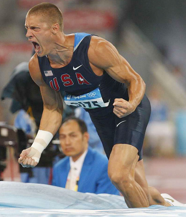 Hardee was in fourth place in his debut Olympic decathlon before no-heighting in the pole vault (the same event that did in Dan O'Brien at the 1992 Olympic trials). Hardee rebounded to win the 2009 and 2011 world championships, but he's now looking up at trials champion and world-record holder Ashton Eaton.