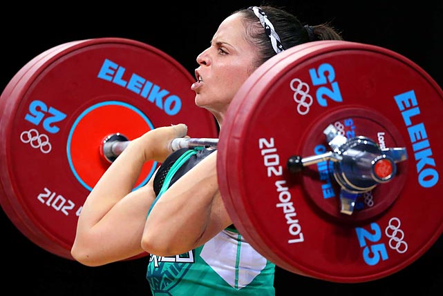 The women's 63kg Weightlifting competition took place on Tuesday, with Maiya Maneza of Kazakhstan claiming gold for her division.