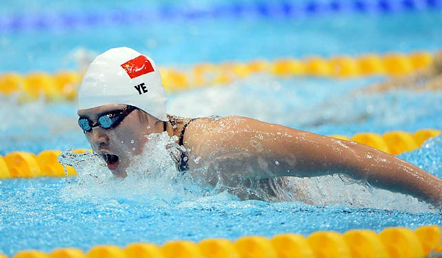 """Sixteen-year old Chinese swimmer Ye Shiwen raised some eyebrows after her unbelievable world-record swim in the 400-meter individual medley, but some immediately accused the teenage sensation of doping. Shiwen smashed the world record by over a second and even out-paced Ryan Lochte's final 50 meters in the men's event, causing USA Swimming executive John Leonard to effectively accuse Ye of doping. Leonard claimed that Ye """"looks like Superwoman. Any time someone has looked like Superwoman in the history of our sport they have later been found guilty of doping."""" Leonard pointed to China's spotty history of doping offenses and did not back off of the claim."""