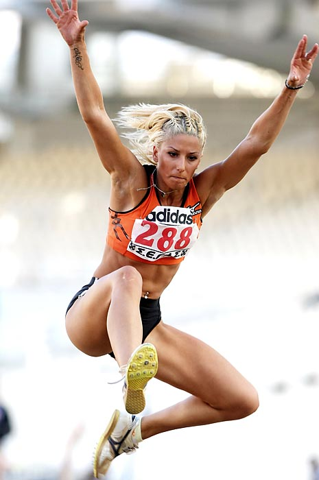"""The Olympics always offer controversy, but Greek triple jumper Voula Papachristou and Swiss soccer player Michel Morganella were removed from their Olympics team after posting racially insensitive tweets. Papachristou posted """"With so many Africans in Greece, at least the mosquitoes of West Nile will eat homemade food"""" after reports of West Nile mosquitoes arriving in Greece. Morganella said that the South Koreans """"can go burn"""" and referred to them as a """"bunch of mongoloids."""""""