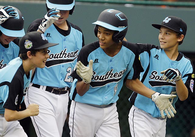 The Southeast champions outlasted the West champs in the highest-scoring Little League World Series game ever. Tennessee led 15-5 going into the final half-inning, where California scored 10 runs to extend it. The comeback overshadowed a record performance by Lorenzo Butler, who had three home runs and nine RBIs.