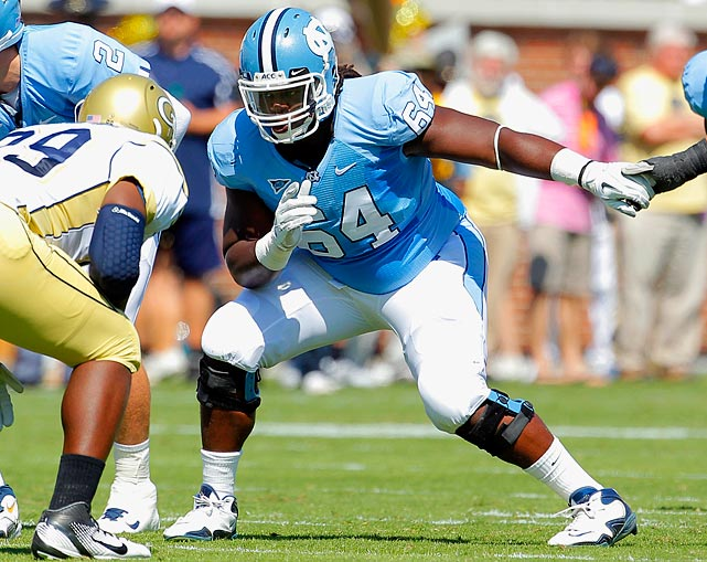 Cooper led the Tar Heels with 47 regular-season knockdown blocks last year.