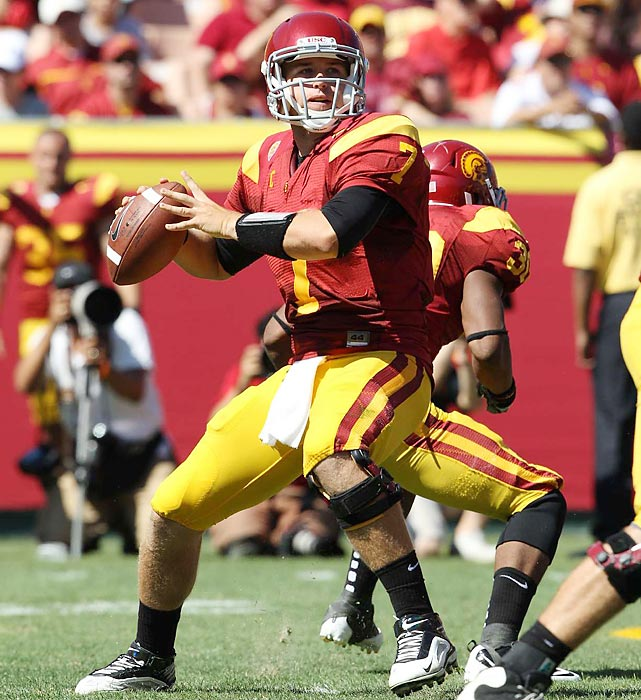The Heisman Trophy favorite dominated in 2011, completing nearly 70 percent of his passes and throwing 39 touchdowns.