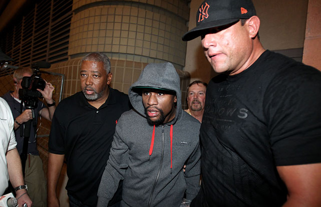 Mayweather's legal team had attempted to secure his release even earlier, claiming the jail's food and water didn't meet the fighter's dietary needs, and lack of exercise space in his 98-square-foot cell jeopardized his health and fitness.