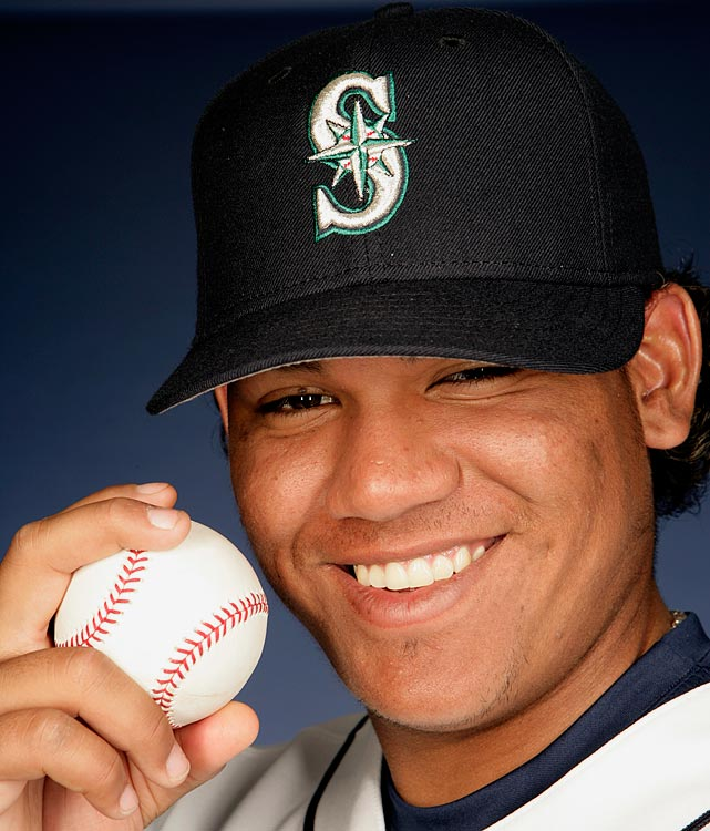 It's good to be the King. Since his major league debut as a baby-faced 19-year-old with wild curly hair and a hat that never sat straight, Felix Hernandez has dominated on the mound. The four-time All-Star and 2010 AL Cy Young Award winner remains the last pitcher to throw a perfect game (Aug. 15, 2012) in the big leagues. On Sunday, June 8, 2014, Hernandez's 15 strikeouts through just seven innings represented the most he has ever had in a game -- he set his previous personal best, of 13, in August of 2010 -- and tied the Red Sox's Jon Lester for the most by any pitcher this season. Here's how SI's photographers have captured him over the years.