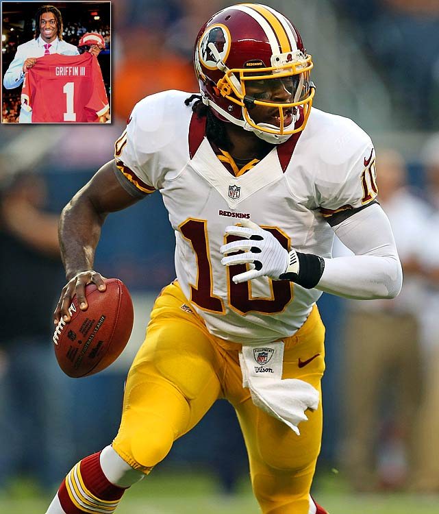 After two seasons of Rex Grossman under center, the Redskins were willing to sacrifice the future of the franchise for a quarterback. According to some pundits, that is exactly what Bruce Allen and Mike Shanahan did. The bounty the Redskins sent to St. Louis for the right to eventually draft RGIII was the biggest in NFL history, but Washington had to be bold to get some stability and star power under center.