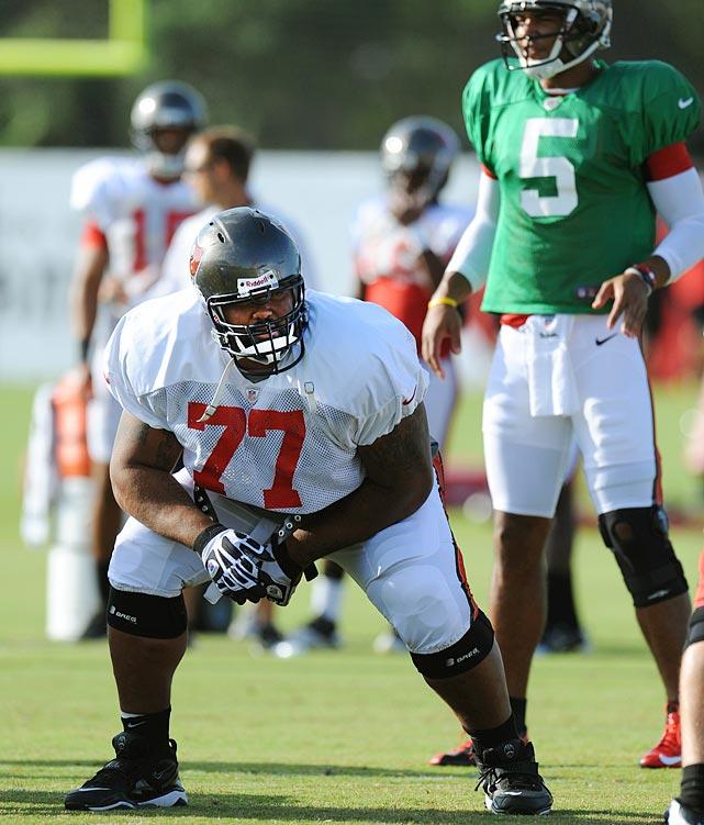 A fifth-round pick of the Saints in 2008, Carl Nicks has developed into arguably the game's best interior lineman, earning a five-year, $47.5 million deal with the Buccaneers as a result. With two All-Pro selections, a Super Bowl title and a spot in NFL Network's Top 100 players of 2012, Nicks is walking proof that draft status doesn't determine how good a player will be.