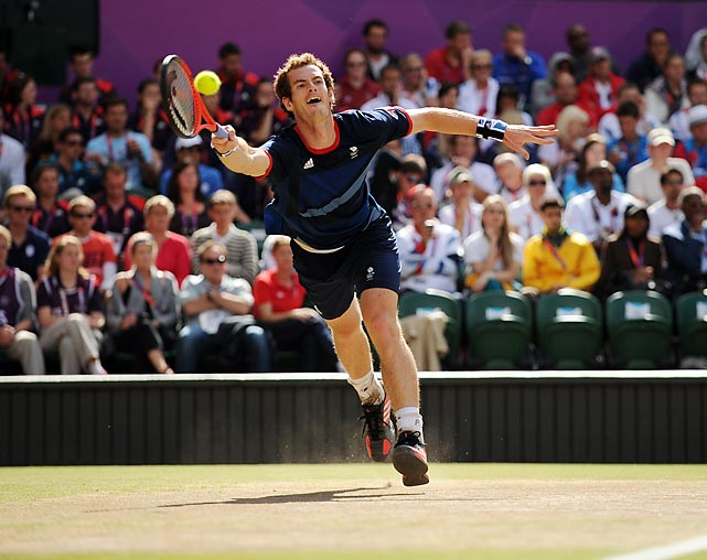 The world saw Wimbledon 2.0 at the London Olympics when Andy Murray faced Roger Federer, who had just won the exact same matchup a month ago in Wimbledon. But Murray got his revenge, defeating Federer to claim the gold medal.