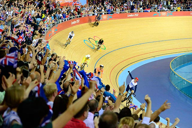 Like I said before, those BRITS are some PEDALIN', RECORD BREAKIN', MUTHACYCLINPH---AS!! Congrats UK!