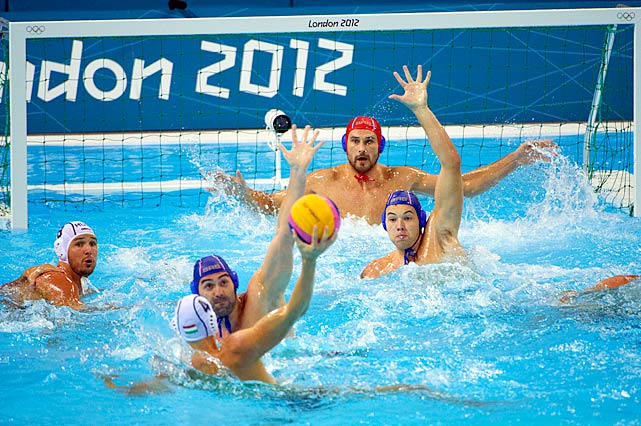 Water Polo!!! As dope as always! Speed, tuffness, durability. STRONG SWIMMAF----AHZ!