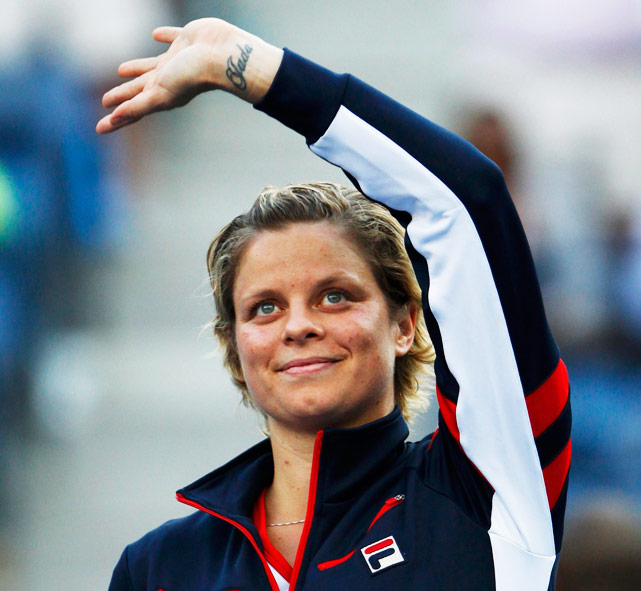 Kim Clijsters had long known the 2012 U.S. Open would be her final tournament. And after losing to Laura Robson in the second round, she bid an emotional farewell to the New York crowd. She ends her career with four Grand Slam singles titles, three of those at the U.S. Open.   Here's a look at Clijsters' career through the years.
