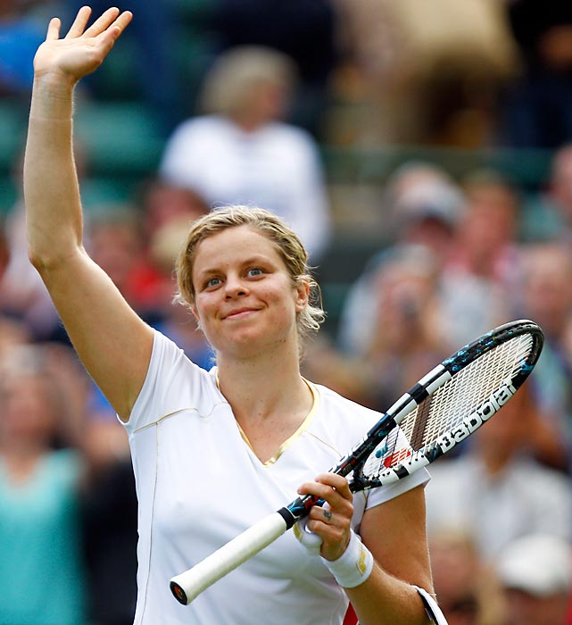 Clijsters would go on to battle injuries for the rest of her career. In 2012, she made a run at another Australian Open title but came up short to eventual champ Victoria Azarenka. At Wimbledon, she lost in the the fourth round to Angelique Kerber.
