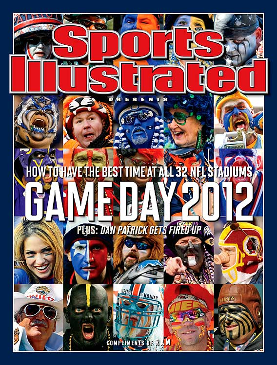 With the NFL season upon us, SI's Game Day 2012 insert in this week's issue describes how to have the best time at each of the 32 NFL stadiums.