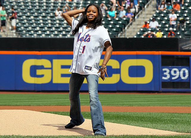 What have U.S. Olympians been doing since the London Games closed? SI put its team of researchers on the case and came up with some interesting tidbits. Check out this week's issue to learn which seven have thrown out a ceremonial first pitch, as Gabby Douglas did at a Mets game, and which lucky medal winner is getting free burgers for life.