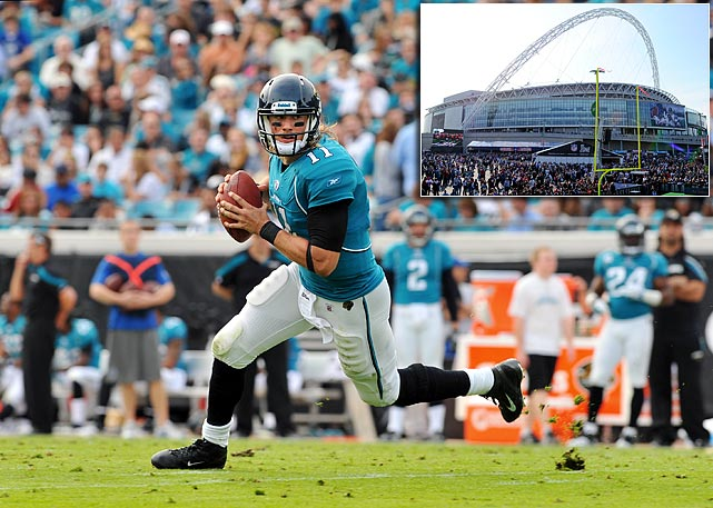 What should you make of the Jacksonville Jaguars agreeing to play a home game in London for four consecutive years. SI's Phil Taylor expounds on the subject in the ever-popular magazine staple, The Point  After.