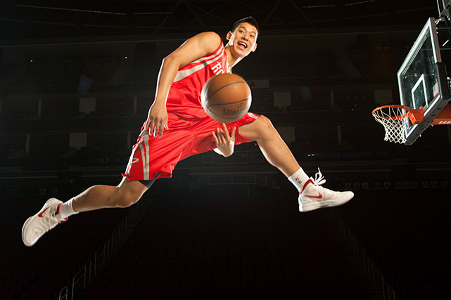 """The former New York sensation joins the Rockets this season after the Knicks declined to match Houston's three-year, $25.1 million offer sheet. Can he live up to the sky-high expectations he set for himself during the run affectionately known as """"Linsanity""""? Only time will tell, but one thing's for sure: He won't sneak up on anyone this season."""