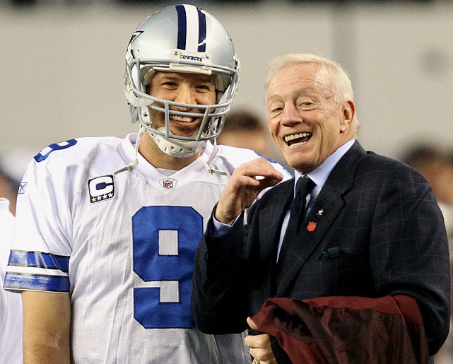 Owner: Jerry Jones Super Bowl Wins: 5