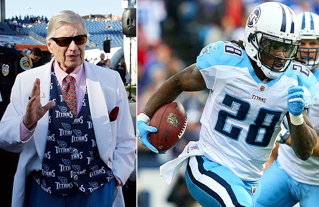 Owner: Bud Adams Super Bowl Wins: 0
