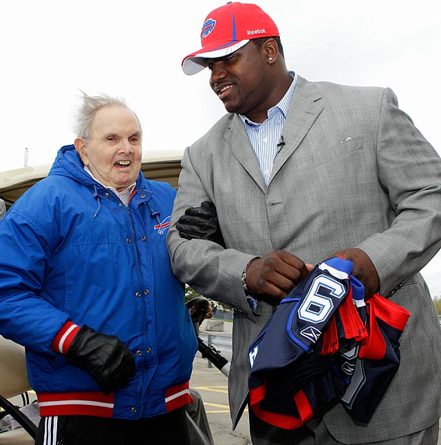 Owner: Ralph Wilson Jr. Super Bowl Wins: 0