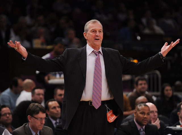 Another vintage Jim Calhoun expression.