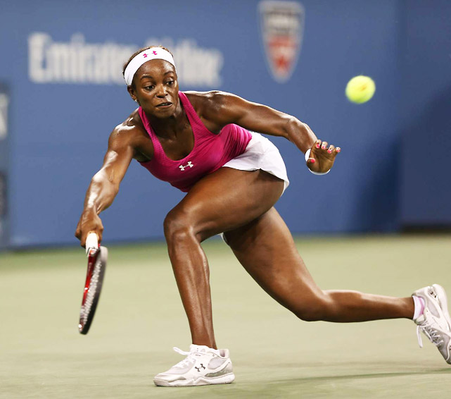 For the second straight year, Stephens lost in the third round of the Open to Ana Ivanovic. Still, she scored a quality win over Francesca Schiavone in the first round and continued to charm fans with her bubbly personality.