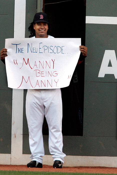 Even though it seems like every person in sports is on Twitter these days, there are plenty of notable figures who have yet to take the social media plunge. From Charles Barkley to Kobe Bryant to Vin Scully, this gallery represents our wish list of those we'd love to see on Twitter, starting with Manny Ramirez (@mannybeingmanny).