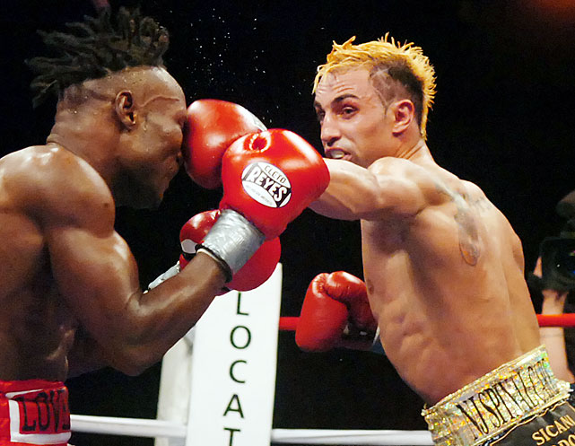 When Malignaggi defends against Cano it will be as a two-division champion.  Malignaggi won a decision over Lovemore N'Dou for the IBF Junior Welterweight title in 2007.