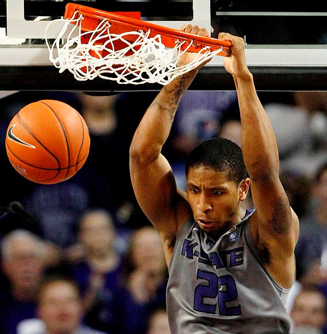 The irony of Frank Martin's decision to leave Kansas State for South Carolina is that he returned a fairly loaded roster in Manhattan. McGruder is the centerpiece. He averaged 15.8 points and 5.2 boards a season ago, and playing under Bruce Weber, a coach that will allow for more offensive freedom, this season, expect McGruder to have a big year.