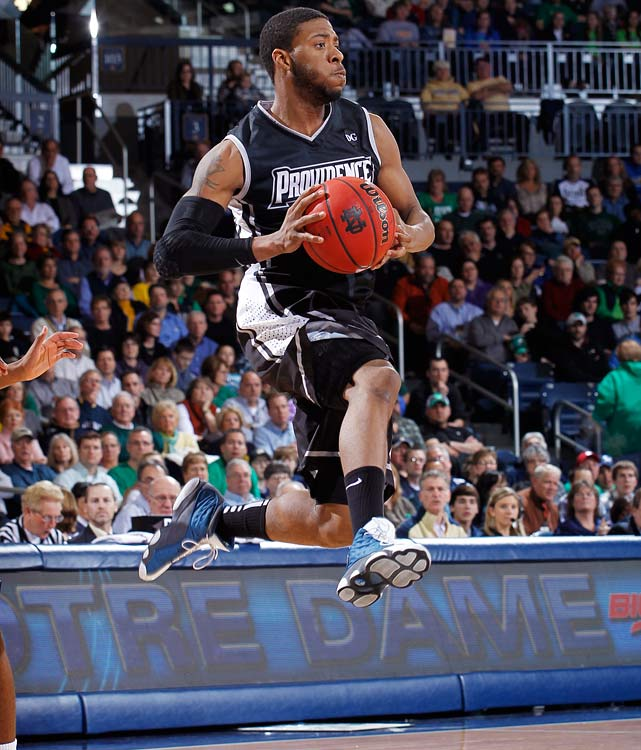 Stats to know: 15.9 ppg, 7.5 apg, 4.1 rpg   The Friars' stat-stuffing point guard led the Big East in assist rate last season, assisting on 43 percent of Providence's field goals while he was in the game and also finished fourth nationally inassists per game. He's relied on heavily -- he played more than 90 percent of Providence's minutes last year -- and when you see all he does on often-struggling teams, it's not hard to understand why.