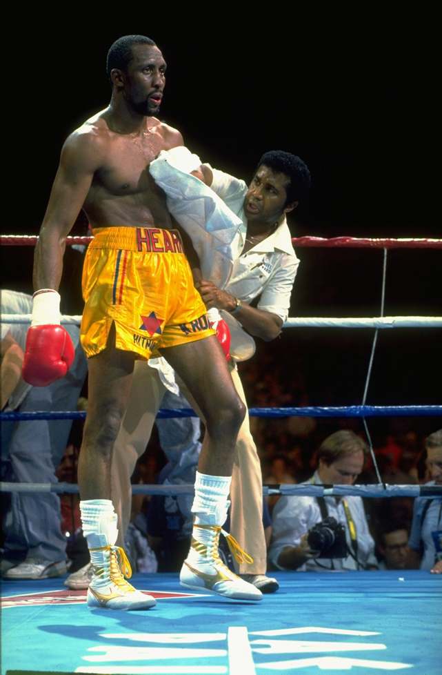 Emanuel Steward, who passed away on Thursday at 68, helped guide 43 fighters to world championships -- more than any other trainer -- throughout a career that landed him in the International Boxing Hall of Fame. Here are 12 of his most decorated charges.