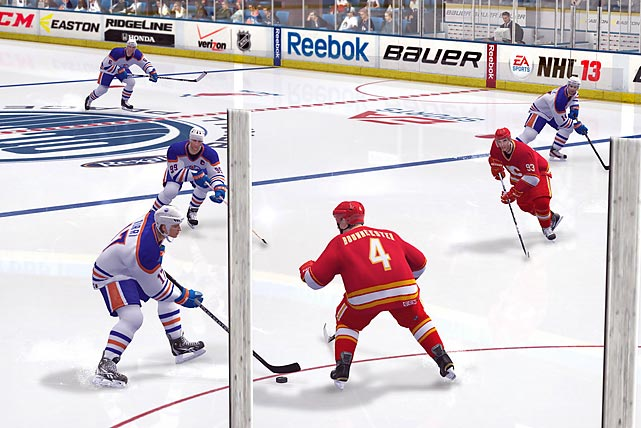 "NHL 13 is an evolutionary release after last year's substantial improvements. The presentation is, as always, pristine, and the implementation of a new skating engine makes player movements more realistic than ever. Momentum is more important than in years past and, like Madden, there are scads of new player animations and more realistic interactions during collisions. The AI is punishingly difficult, so new players may find themselves challenged even at the easiest level. NHL Moments Live lets gamers take on key game scenarios from recent seasons and from hockey history, though the classic moments typically have stars like Gretzky sharing the ice with modern players rather than their season-appropriate teammates. The number of modes borders on the ludicrous, with the new ""GM Connected"" option the most prominently featured. This new mode allows up to 750 people to participate in a league, playing every type of role from a front-line player to a manager. Given the NHL's labor woes, this may be the only game in town for hockey fans for a while, but there's plenty here to make them happy.   Score: 8 out of 10"