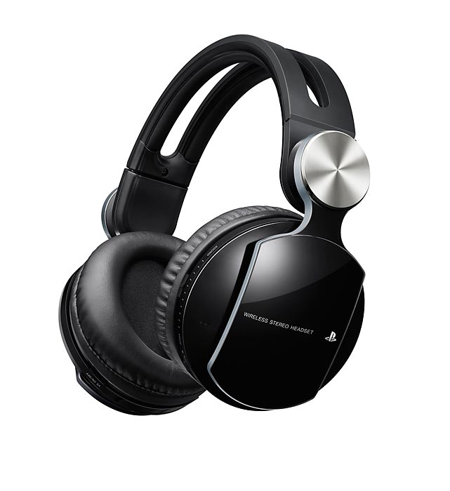 Sony's PULSE Elite Edition headset ($150) is a well-weighted unit that's both sleek and modern. The headset is geared for the PS3, connecting automatically when the included USB dongle is plugged in and the headset turned on. The PULSE also comes with a 3.5mm audio cable which can be used for a wired connection to many mobile devices including the PS Vita and all iPhones. Unfortunately, the PULSE doesn't come with a USB charger. The PULSE headset features very comfortable ear cushions and the frame of it is loaded with buttons to tune your listening experience: including sliders for volume, bass and voice chat, as well as buttons to mute, enable virtual surround mode and change audio modes. Optimized audio modes feature presets for music, movies, games (general), shooters, fighting and racers. A hidden mic picks up voice well for folks that want to use it for online gaming and chatting. The overall audio quality of the headset is very good. The 7.1 virtual surround sound is effective, though there's really no way to perfectly nail directional sound with a pair of cans. Having the ability to adjust bass on the fly is especially impactful.   Score: 9 out of 10