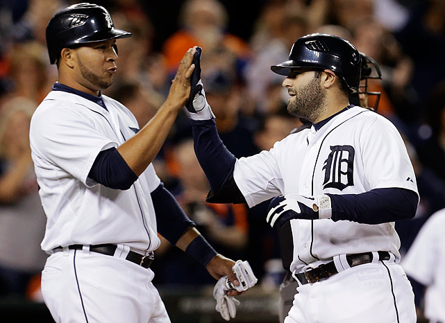 Despite the summer surge, the Tigers fell back again, and trailed the White Sox by three games as late as Sept. 18. It took just eight games for them to erase that deficit and take over the AL Central lead outright, moving into first place for good on Sept. 26 with a 5-4 win over the Royals.