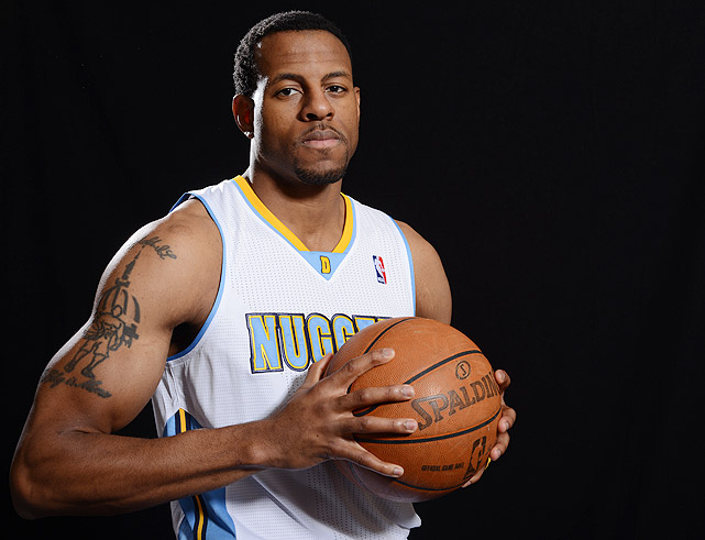 Andre Iguodala spent eight seasons in Philadelphia before being shipped to the Nuggets this offseason in the Dwight Howard megatrade. On Oct. 31, he returns to the City of Brotherly Love with his new team. Will the Sixers' fans welcome back their one-time franchise cornerstone? Remember, this is the city that once booed Santa Claus.