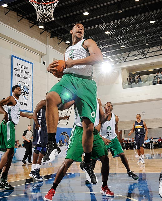 Sullinger dropped down the draft boards over concerns about his back, but eventually landed in an ideal situation in Boston. If he can stay healthy, he'll be a great fit off the bench for a Celtics team in dire need of young players. Through two preseason games, he was averaging 12.5 points and 7.5 rebounds.