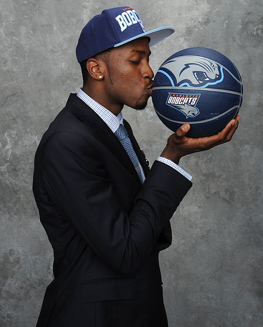 The No. 2 pick will be an impact player from the moment he steps on the court for the Bobcats. At 6-foot-7, he can defend several positions and he does all the little things that help a team win. He's not ready to carry the scoring load for Charlotte, but the Bobcats will be happy to sit back and let the 19-year-old develop.