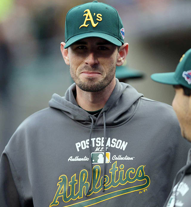Check in on this week's Point After, authored by the A's Brandon McCarthy. McCarthy suffered a skull fracture after being struck by a line drive. Though he is unable to pitch for the A's in the playoffs, McCarthy discusses the stunning transition from baseball player to brain surgery and back to normal life (with one brand new scar).