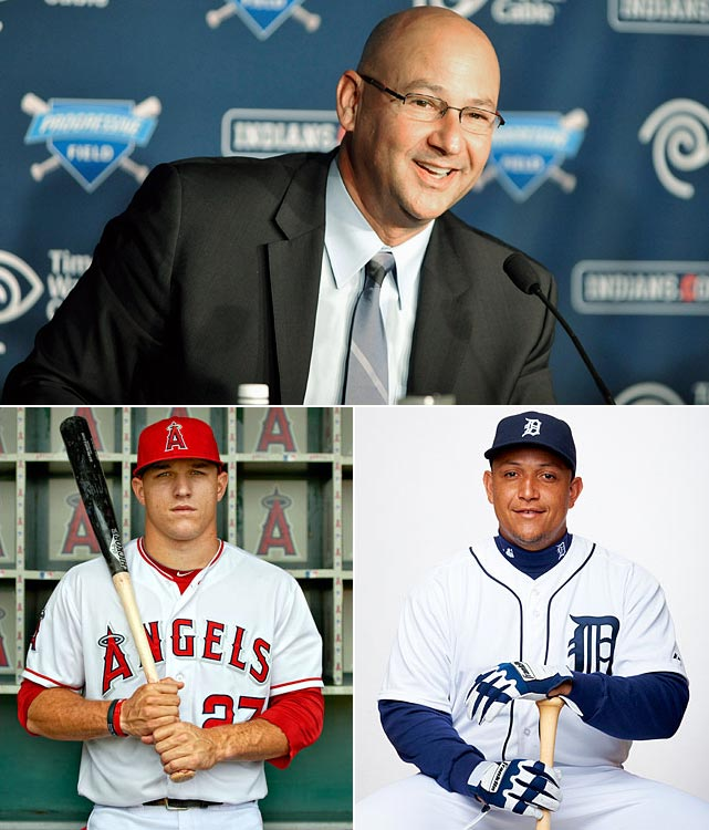 SI asked its Twitter followers whether they thought Terry Francona could bring the Indians immediate success in the AL Central. Flip over to The Mail to read about that and whether readers think Mike Trout or Miguel Cabrera should be the AL MVP.