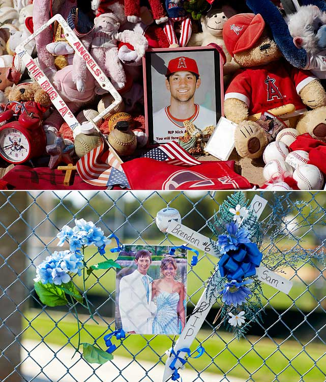 The baseball world was shocked by Angels' pitcher Nick Adenhart's death in a tragic car accident in 2009. Not even three years later, another Williamsport High star, Brendon Colliflower, was killed in a prom night car accident. Chris Ballard explores the two tragedies in such a small town and one person that was in the middle of it all.